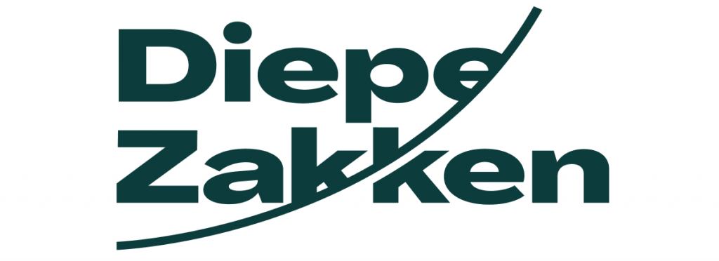 Preview van het nieuwe Diepe Zakken logo